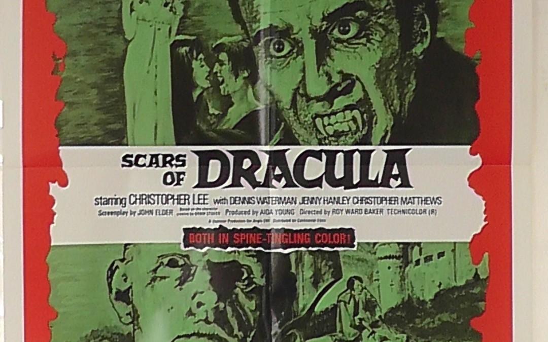 SCARS OF DRACULA/HORROR OF FRANKENSTEIN