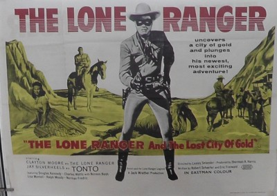 THE LONE RANGER – LOST CITY OF GOLD